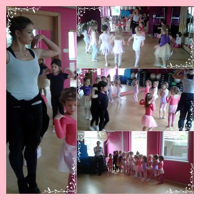 Gyermekbalett - Vögy Fitness - Petit Ballet
